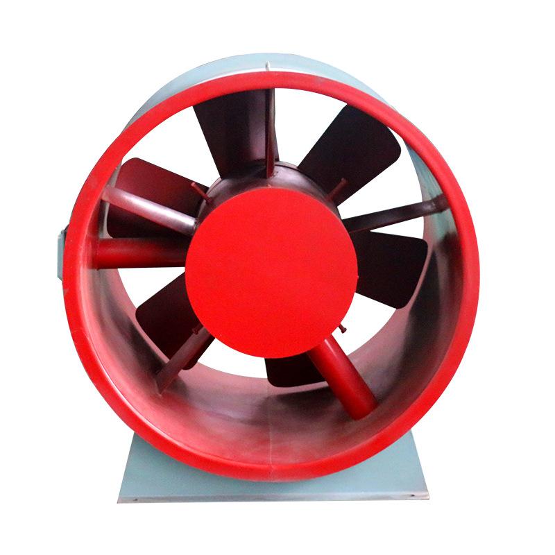 混流风机功能特点